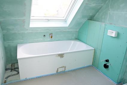 badsanierung kosten vor baubeginn berechnen dusche oder. Black Bedroom Furniture Sets. Home Design Ideas