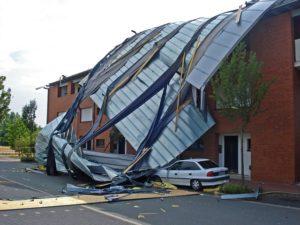 Gutachter für Sturmschaden